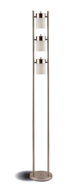 Triple Decker Floor Lamp