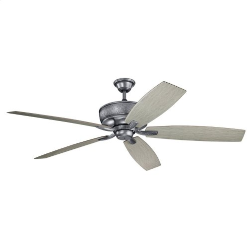 "Monarch Patio 70"" Fan Weathered Steel"