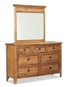 Bedroom - Alta Seven Drawer Dresser Product Image