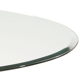 Clear Glass 54RD Dining Top