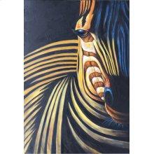 Modrest ADC7197 - Modern Zebra Oil Painting