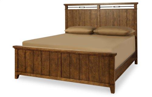 River Run Panel Bed - Queen
