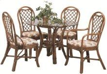 Trellis Round Dining Room Set