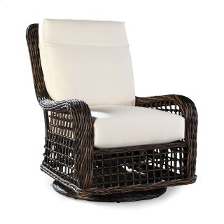 Moraya Bay High Back Swivel Glider Lounge Chair