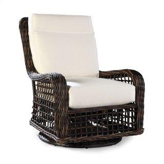Moraya Bay High Back Swivel Glider Lounge Chair