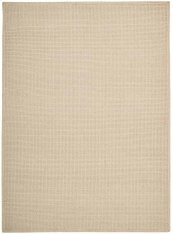 Shetland She01 Oyster Rectangle Rug 5'6'' X 7'5''