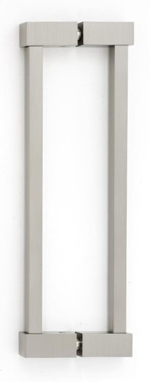 Contemporary II Back-to-Back Pull G718-8 - Satin Nickel
