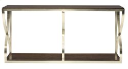 Miramont Console Table in Dark Sable (360)
