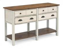 Chateau Sofa Table