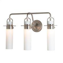 Castleton 3-Light Cylinder Sconce