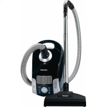 Compact C1 Turbo Team PowerLine - SCAE0 canister vacuum cleaners with turbo brush for hard floor and low, medium-pile carpeting.