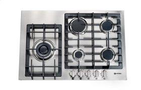 "Stainless Steel 30"" Gas 5 - Burner Designer Series"