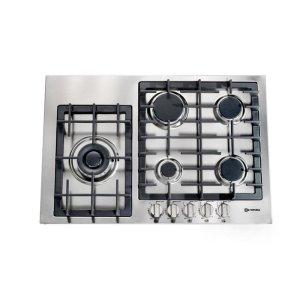 """VeronaStainless Steel 30"""" Gas 5 - Burner Designer Series"""