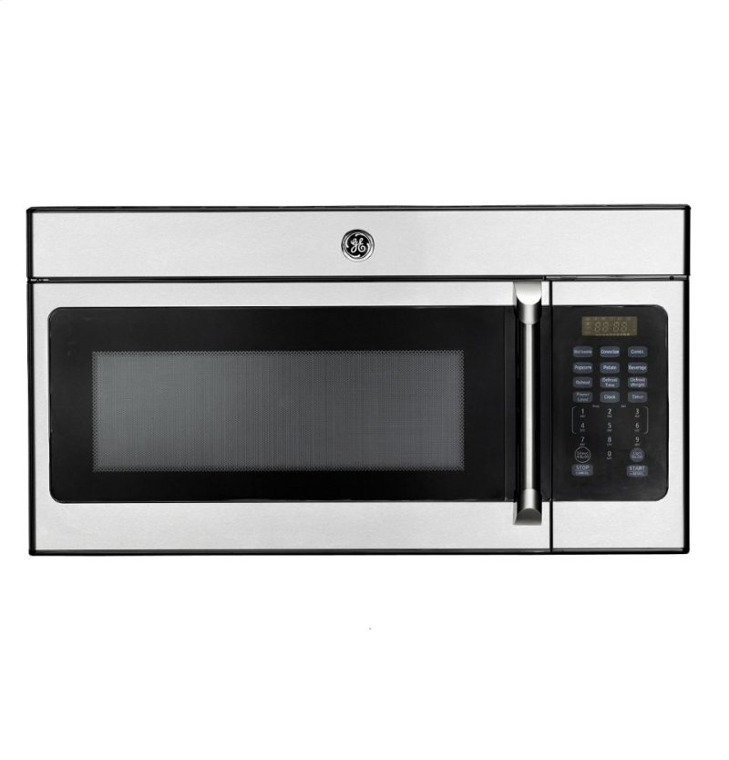 1 5 Cu Ft Cafe Over The Range Microwave Convection Oven