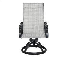 Versailles Dining - Sling Swivel Rocker Chair (2/ctn)