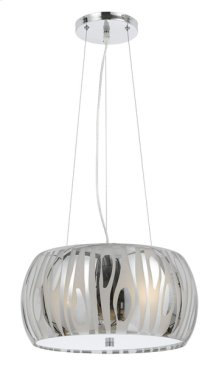 60W X 2 CHICAGO GLASS PENDANT FIXTURE