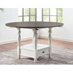 Steve Silver Co.Joanna 59-inch Round Counter Table