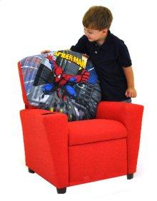 KIDZ WORLD 1300 Spider Man Youth Recliner