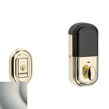 Satin Nickel Evolved Traditional Deadbolt
