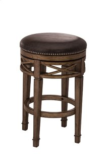 Chesterfield Backless Barstool