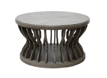 Cocktail Table, Available in Distressed White or Distressed Grey Finish.