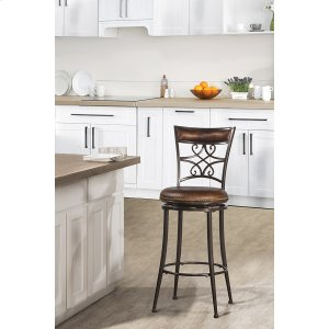 Hillsdale FurnitureSeville Swivel Bar Stool