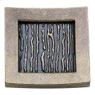 Primitive Square Knob 1 1/2 Inch - Burnished Bronze Product Image