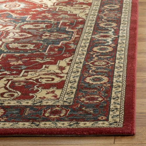 Mahal Power Loomed Large Rectangle Rug