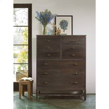 Resort-Tranquility Isle Drawer Chest in Morning Fog