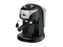 Manual Espresso Machine - EC 220.CD - Black & Silver