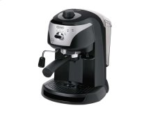 Manual Espresso Machine - EC 220.CD - Black & Silver
