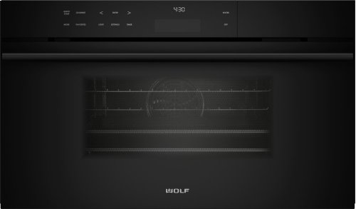 "30"" E Series Contemporary Convection Steam Oven"