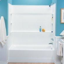 Bath Alcove Walls