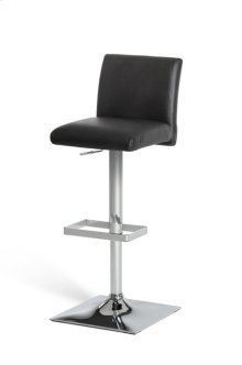Modrest Marnice Modern Black Bar Stool