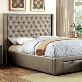 Queen-size Corina Bed
