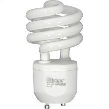 18w Compact Fluorescent Light Bulb