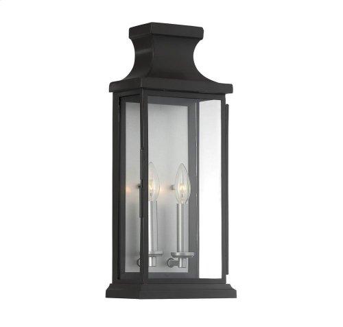 Brooke 2 Light Wall Lantern