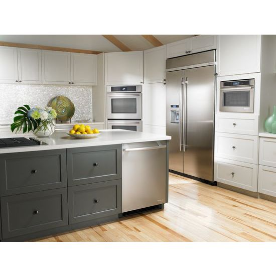 js48ssdudejenn air 48 built in side by side refrigerator with water