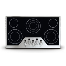 """CLOSEOUT ITEM : 36"""" Electric Drop-In Cooktop"""