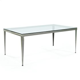 Domino Rect. Dining Base