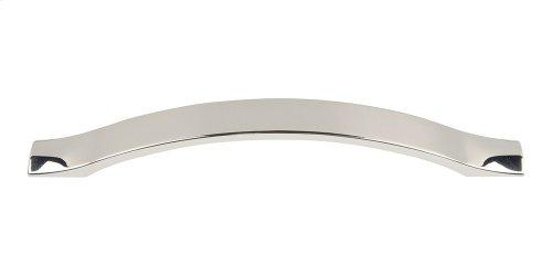 Low Arch Pull 6 5/16 Inch (c-c) - Polished Nickel
