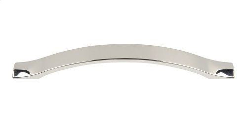 Low Arch Pull 6 5/16 Inch (c-c) - Polished Nickel