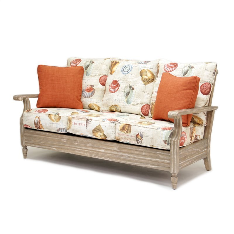 L in by Sea Winds Trading Co in Myrtle Beach SC Sofa