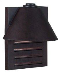 Fairbanks - 1 Light Large Wall Lantern