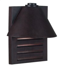 Fairbanks - 1 Light Large Wall Lantern