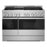 "JENN-AIRNOIR 48"" Gas Professional-Style Range with Grill"