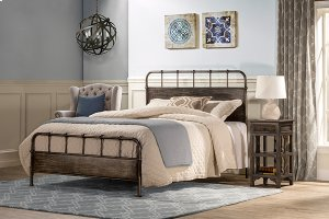 Grayson Bed Set - Queen - Rails Not Included