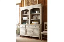 Hastings Open Hutch/buffet