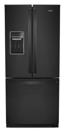 30-inch Wide French Door Refrigerator - 20 cu. ft.