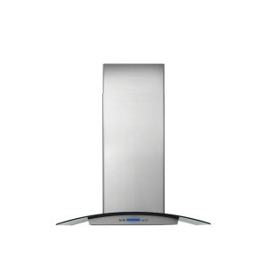 Electrolux30'' Glass and Stainless Canopy Wall-Mount Hood